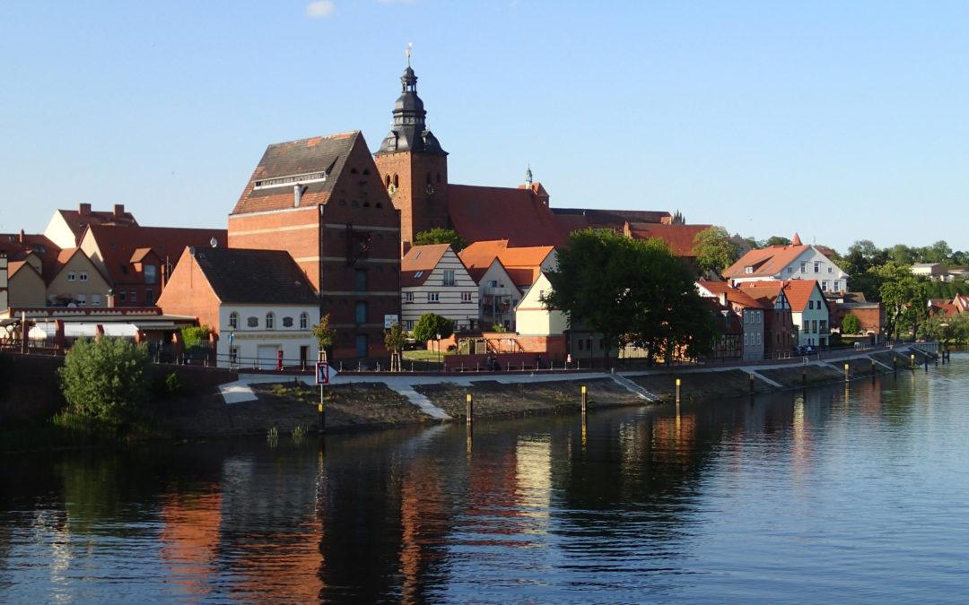 Buitenlandse trektocht 2018 op de Havel
