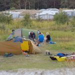 Derde Duitse Waddentocht 2018 Oostzee