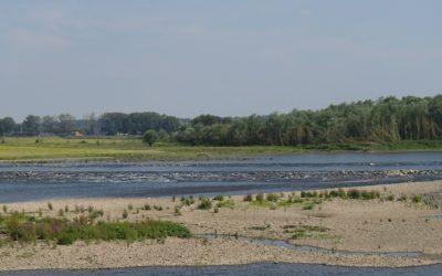 Verslag van Ries over de Grensmaas en de Roer