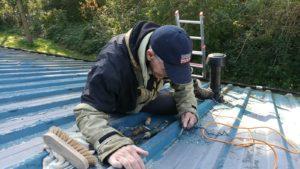 reparatie dak