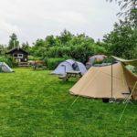 Kamperen in Earnewald 1