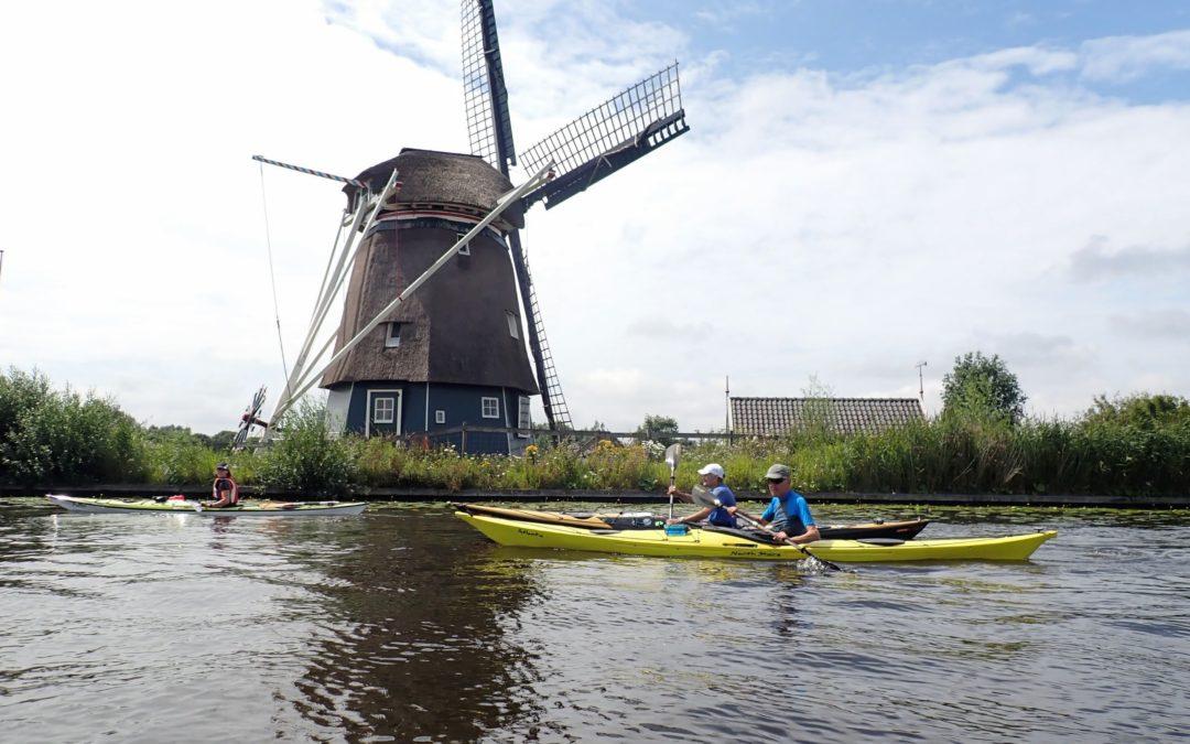 Molens- en fortentocht Haarlem